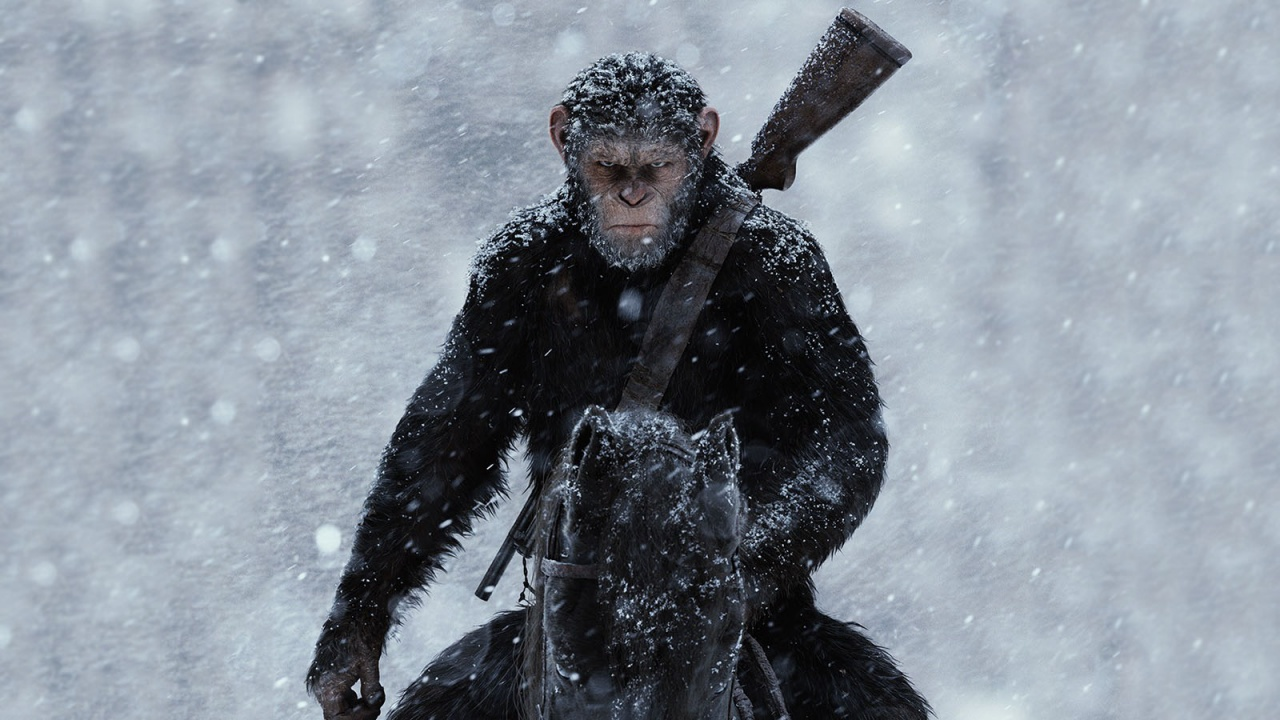 War for the Planet of the Apes มหาสงครามพิภพวานร - โคตรดาร์ค ดราม่า  ตื่นเต้น เข้มข้น ปิดตำนานไตรภาคได้เจ๋ง - Pantip