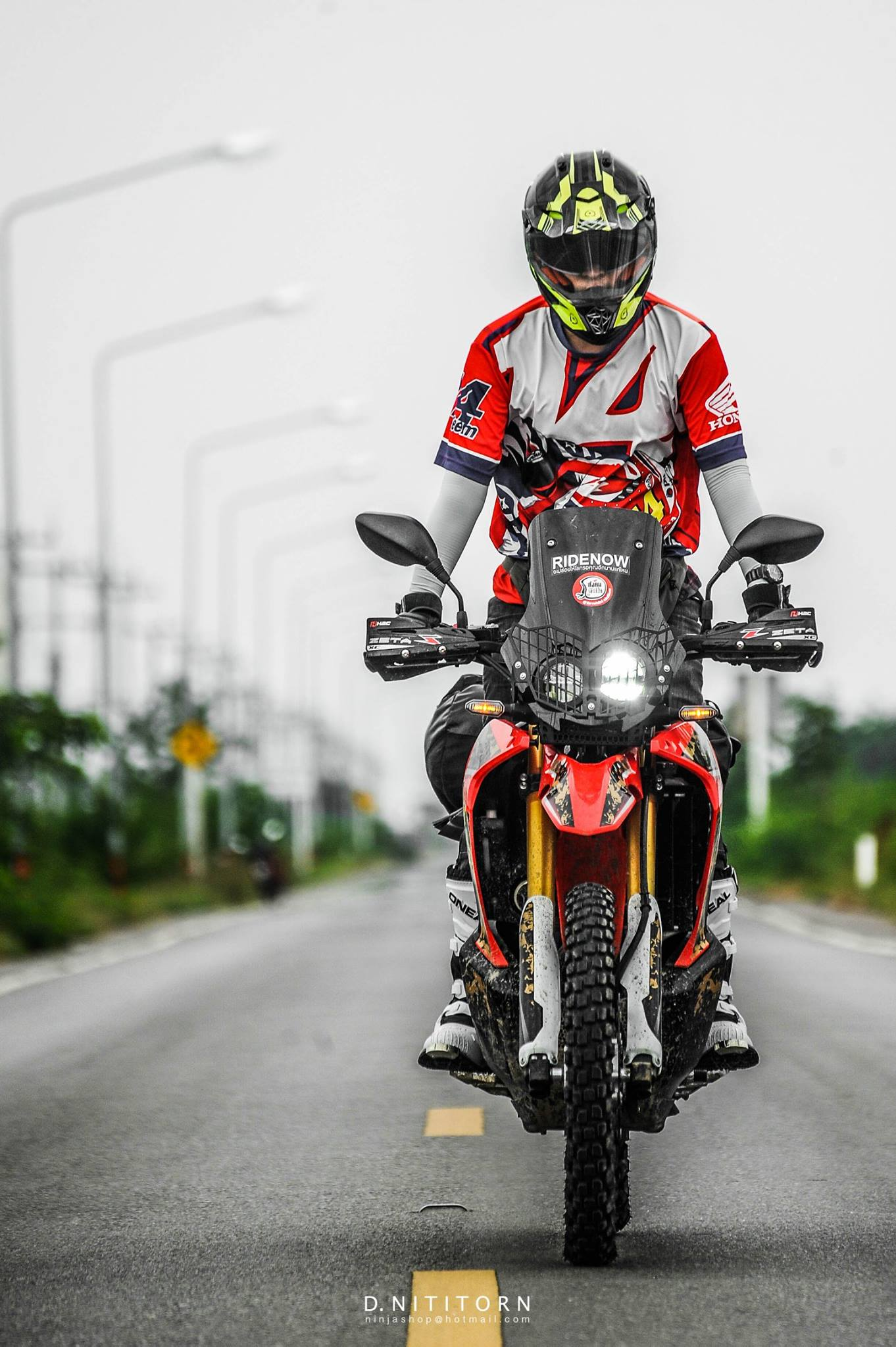 2017 CRF250L Rally vs The Competition | Page 3 | Adventure ...