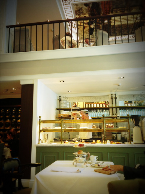 Harrods Tea Room Pantip