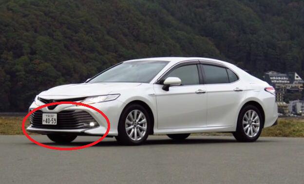 โผล่แล้ว 2019 Toyota Camry ใหม่ บนถนนมอเตอร์เวย์ ก่อน เปิดตัวตัวจริง