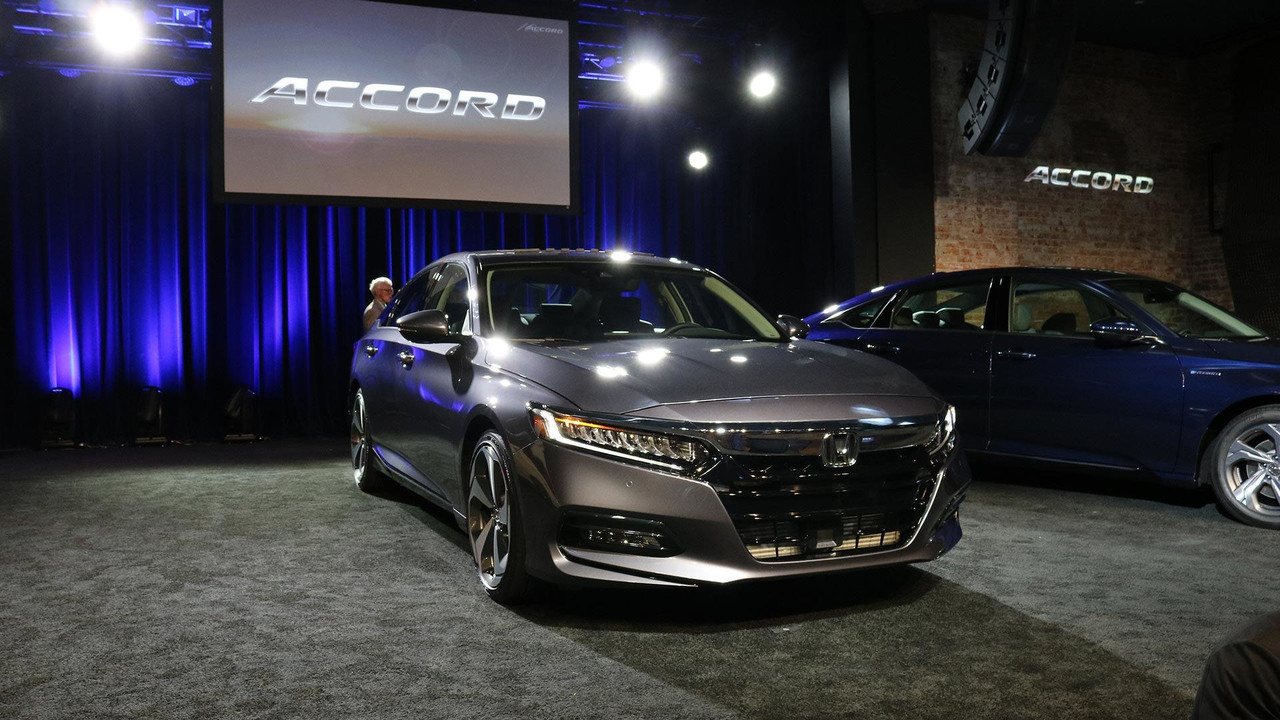 Accord 2018 Pantip >> All NEW Honda Accord 2018 (Generation 10) เปิดตัว