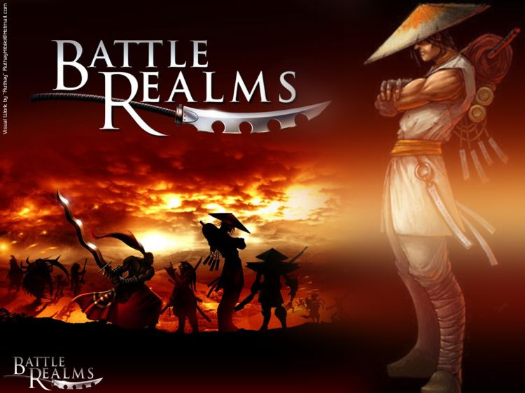 Battle Realms gratis en GoG.com
