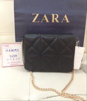 Zara Mini Quilted Shoulder Bag Review 5