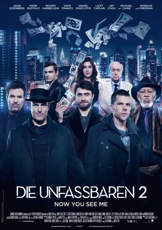 Review No-Spoil] Now you see me 2 อาชญากลปล้นโลก 2 - Pantip