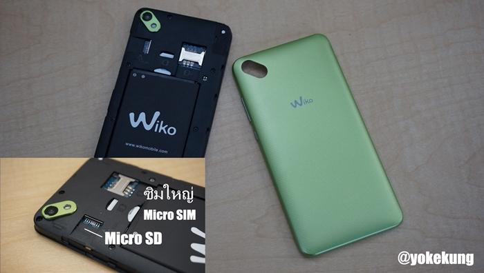 แนะนำ Wiko Sunny 2 Plus มือถือ 2 ซิม ปลดล็อคหน้าจอด้วยใบหน้าได้ ราคา