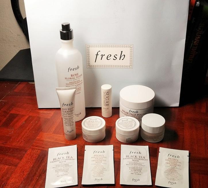 Cr ร ว ว Fresh Skincare ก เห นเค าว าก นว าด เลยไปซ อมา แบบ งง งง Pantip
