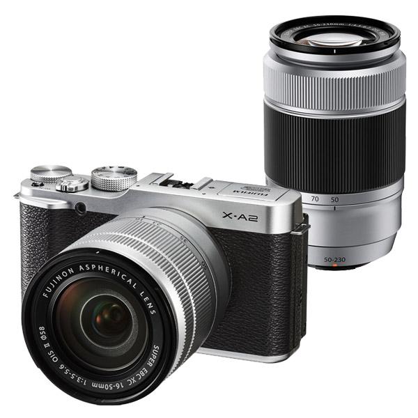 Sony A6000 Kit Fuji XA2 2
