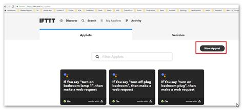 การใช้งาน ifttt ร่วมกับ home assistant และ google assistant