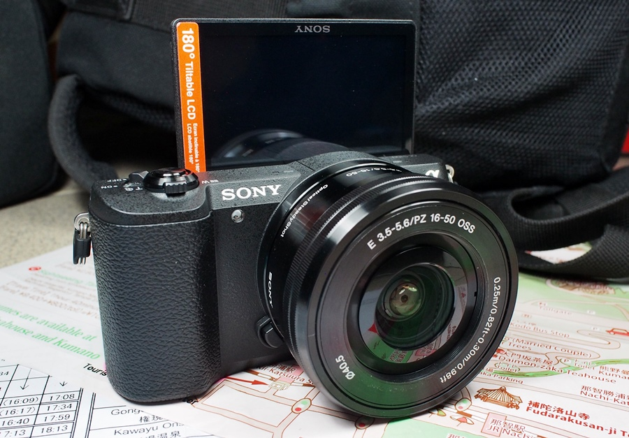 how to connect sony a6000 to android