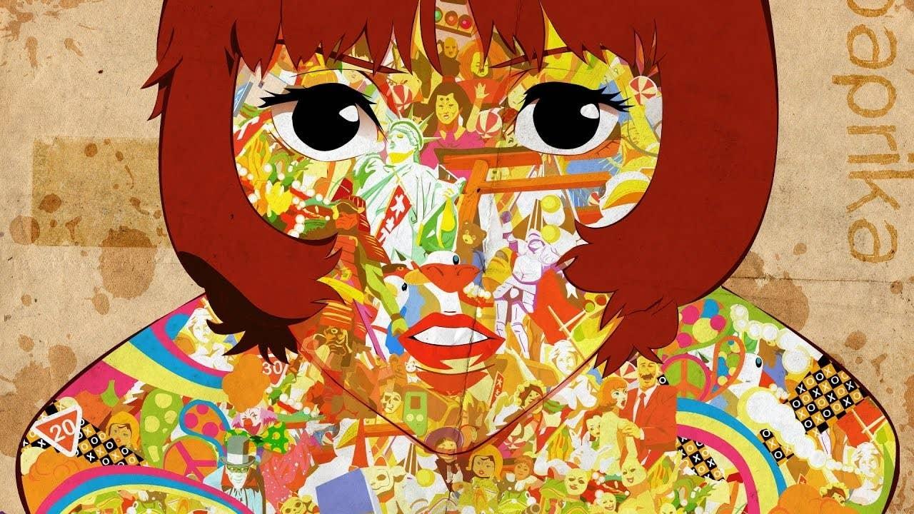 Paprika เป็นอีกหนึ่งการ์ตูนที่มาจากญี่ปุ่น