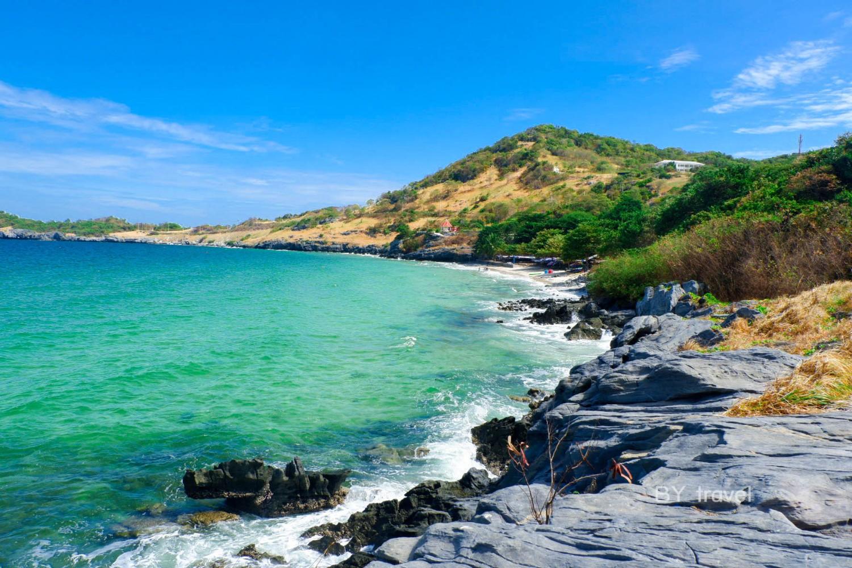 ทะเลใกล้กรุงเทพ เกาะสีชัง