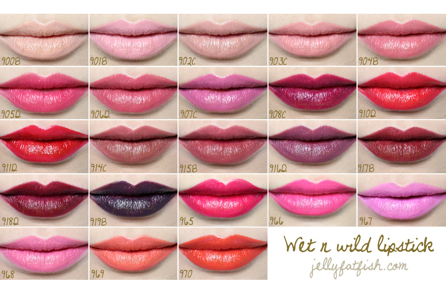 ������������� covergirl lip perfection wet n wild lipstick
