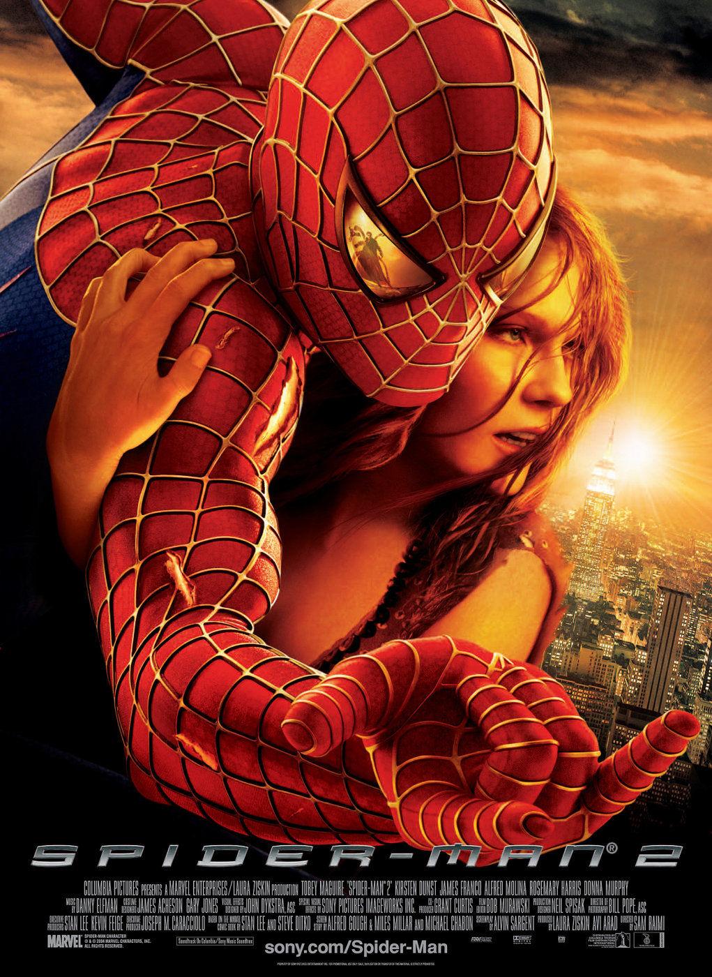 Spider Man O