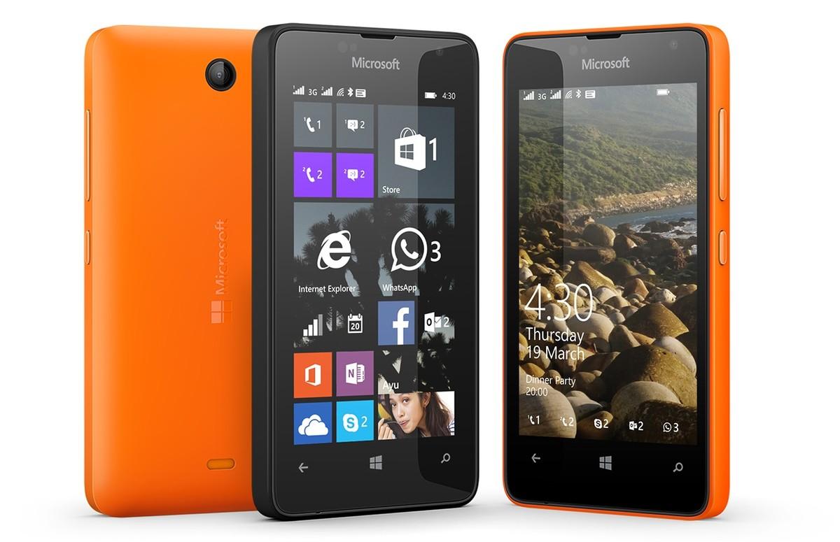 Microsoft เปิดตัว Lumia 430 สมาร์ทโฟน Dual SIM ราคาย่อมเยา