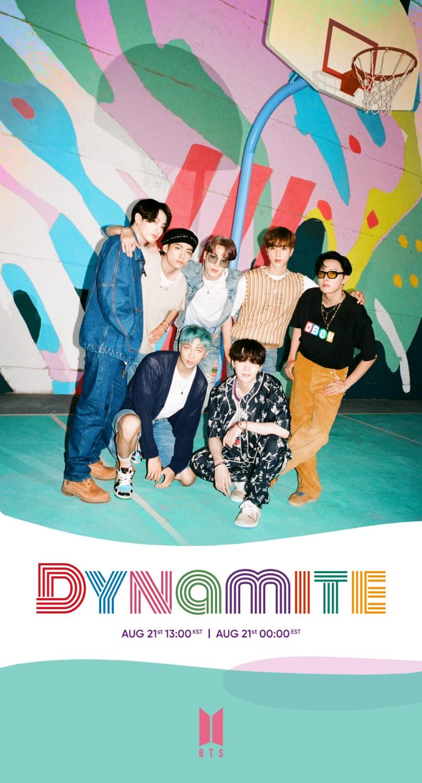 K-POP] BTS (방탄소년단) 'Dynamite' Group Teaser Photo #1 - Pantip
