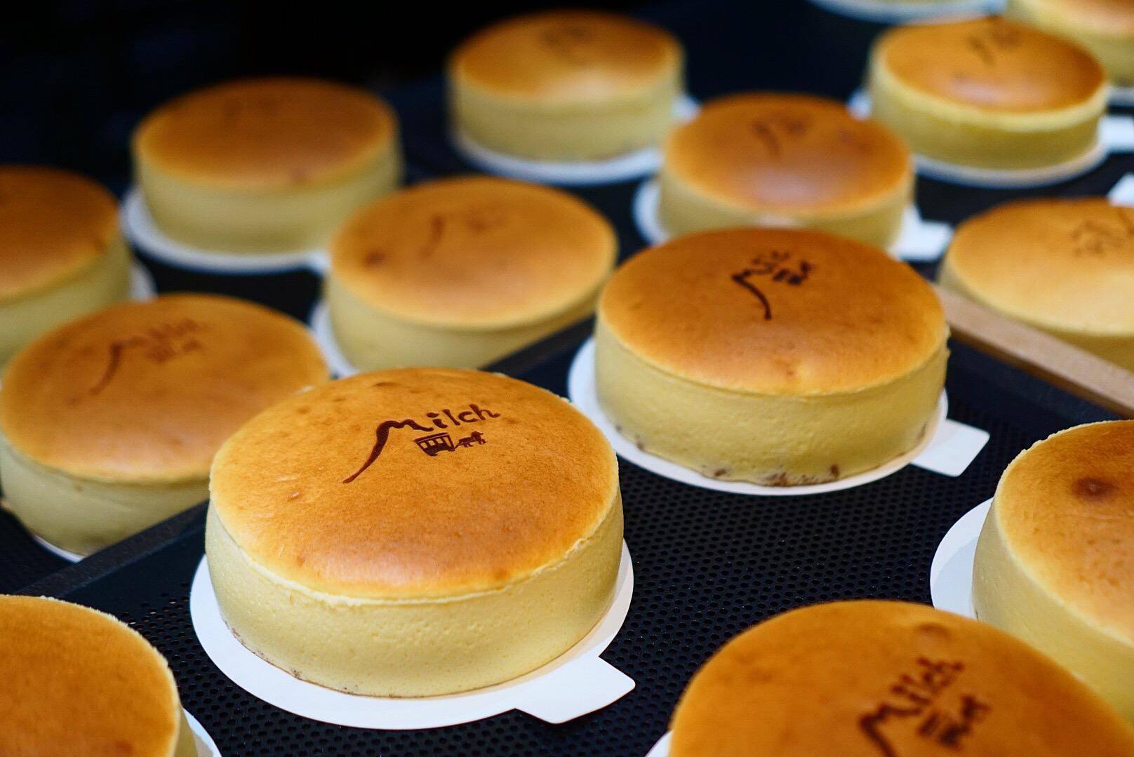 พาไปโดนซูเฟล่ชีสเค้กที่ละมุนและเด้งดึ๋งที่สุด! ไม่ต้องไปไกลถึงญี่ปุ่น ที่ Milch Souffle Cheesecake เดอะมอลล์บางกะปิ - Pantip