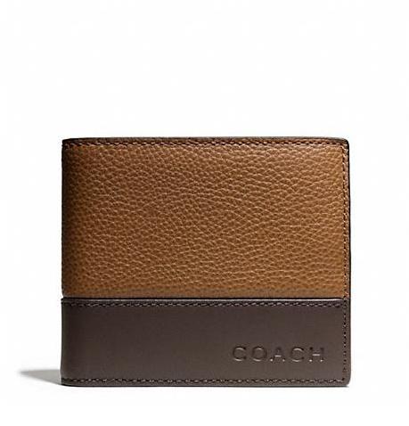 Coach wallet for men