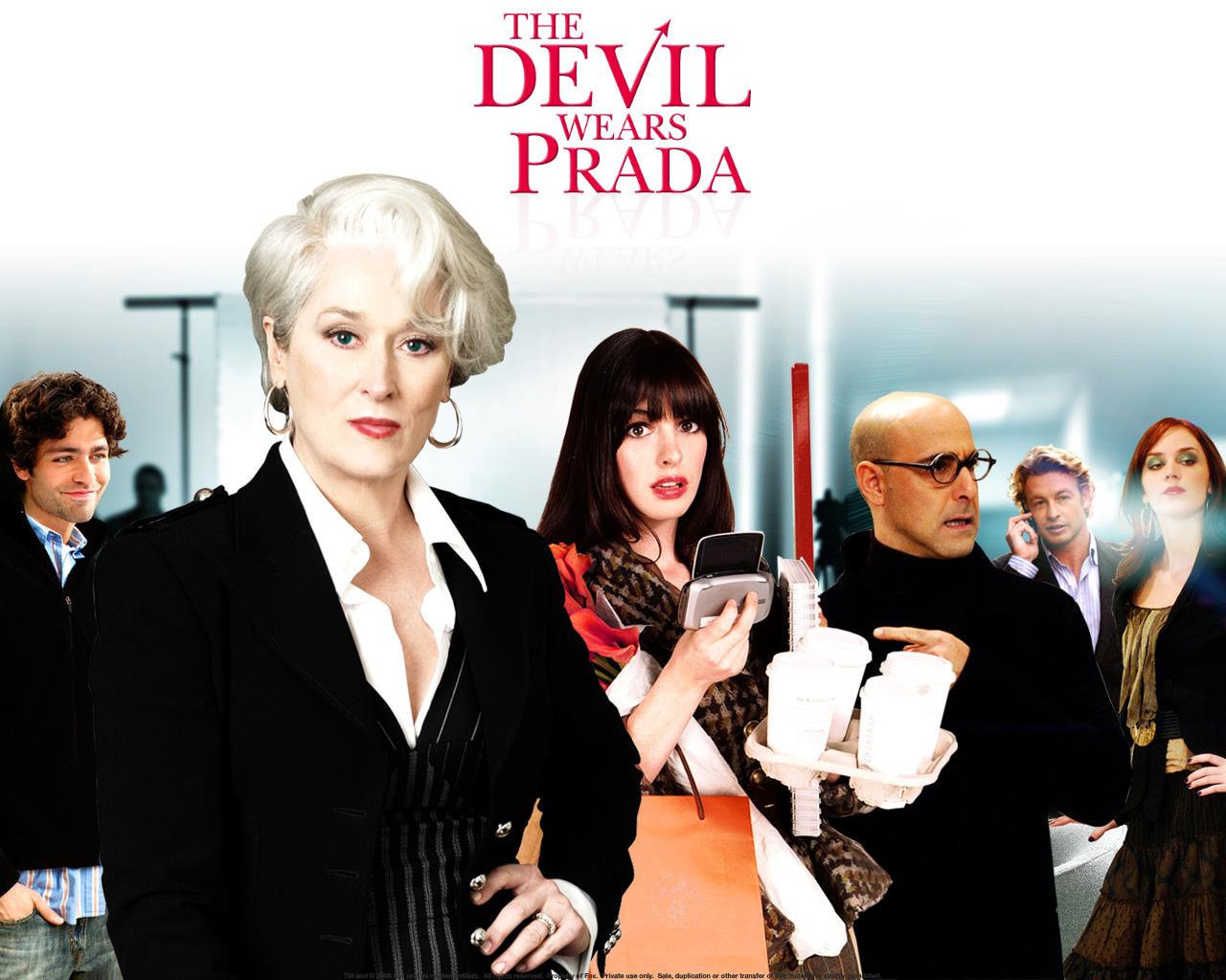 REVIEW## The Devil Wears Prada (2006) นางมารสวมปราด้า | มันใช่อ่ะ  มันเป๊ะมาก! [มีส้มป่อย] - Pantip