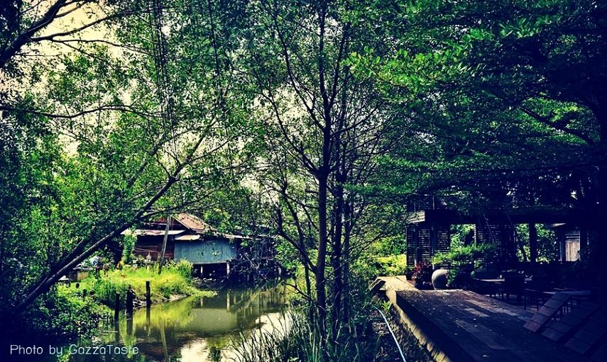 ณ บางคณฑี พื้นที่ถูกลืม ทริป 2 วัน 1 คืน กิน นอน เที่ยว ชิม ชมหิ่งห้อย By แก๊ซซ่า..