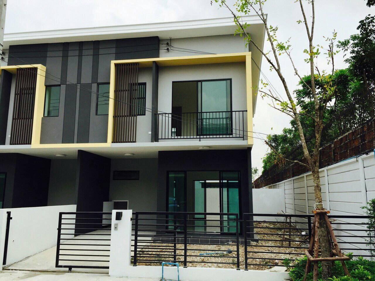 What Is Home Decoration บ้าน Townhome 2 ชั้น Style Loft Coffee Decoration Pantip