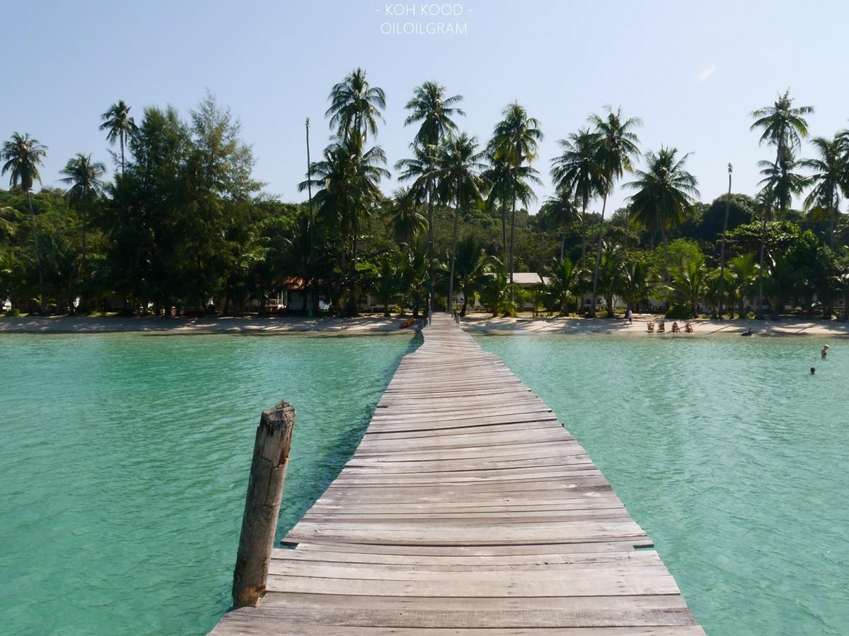 เกาะกูด ตราด ทะเลใกล้กรุงเทพ