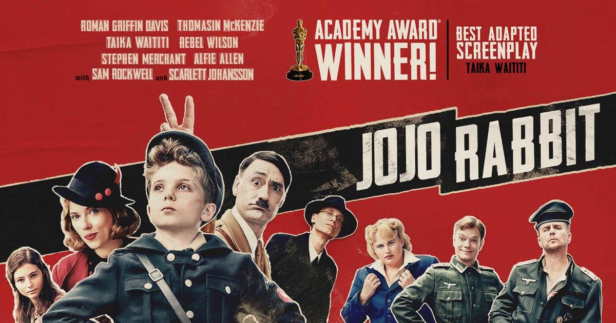 Jojo Rabbit (2019) สงครามความเดียงสา [spoiled] - Pantip