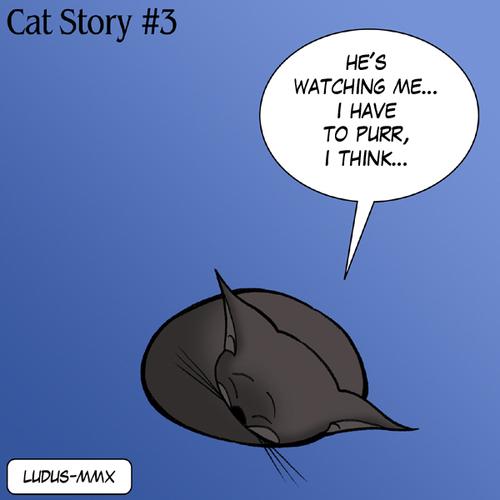 การ์ตูนแมว (ฝรั่ง) ฮาและ