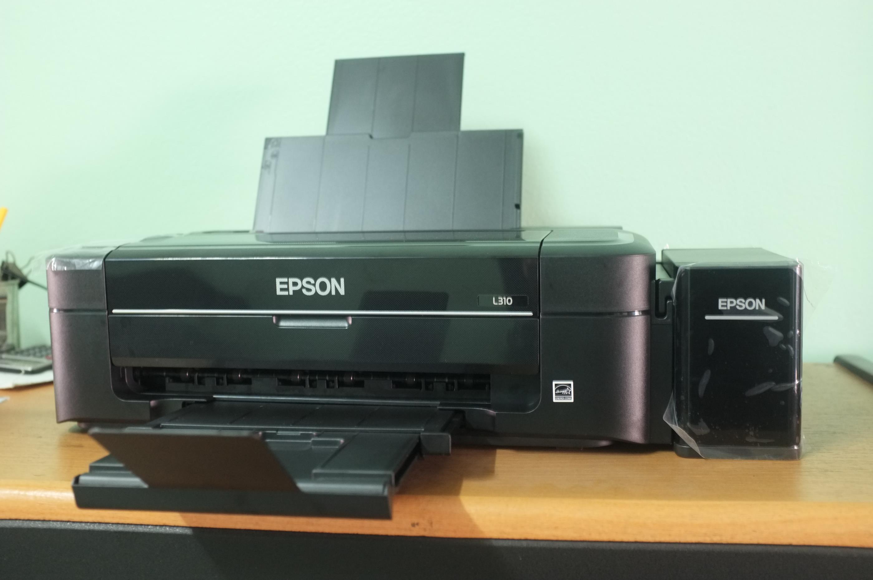 Review Epson L310 Pantip Printer