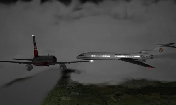 เหตุการณ์โศกนาฏกรรมเครื่องบินชนกันกลางอากาศอีกเหตุการณ์หนึ่งที่นับได้ว่า  รุนแรงที่สุด - Pantip