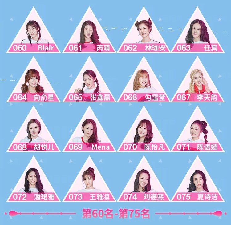 K/C-POP] ชวนดู 创造101 (Produce101 China) (EP  4) - Pantip