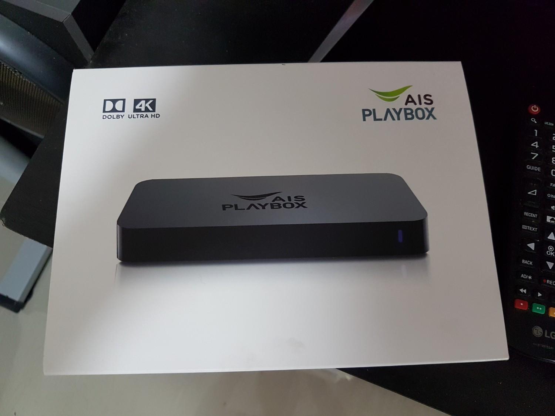AIS Playbox รองรับเสียง Dolby 5 1 ช่อง HBO FOX ? - Pantip