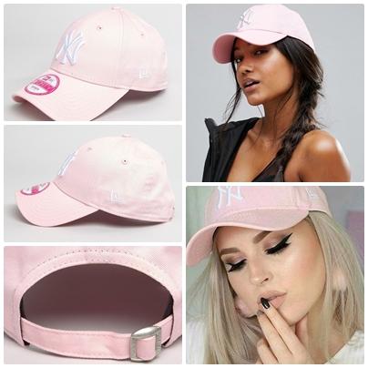 6c4b5c844ae เปิดรับพรีออเดอร์    New Era 9 Forty Cap in Blush Pink 890฿ - Pantip