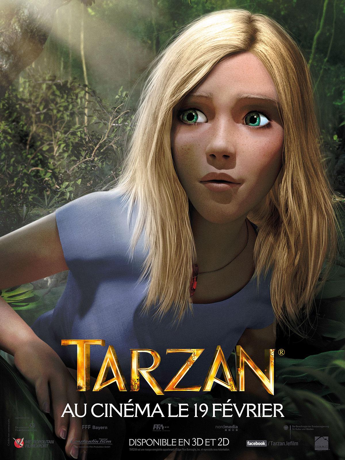 Tarzan 2021