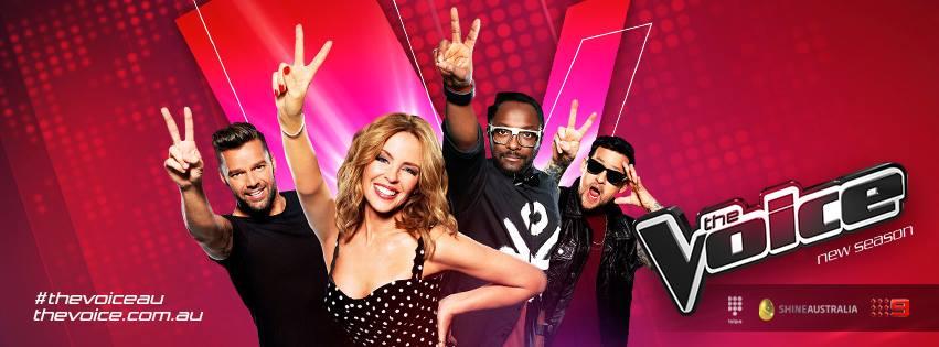 The Voice Australia Season 3 Blind Auditions 8 10 Pantip