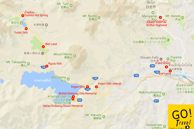 nikko map