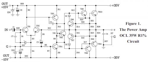 รบกวนช่วยอธิบายการทำงานของ transistor แต่ละตัวในวงจรนี้หน่อย