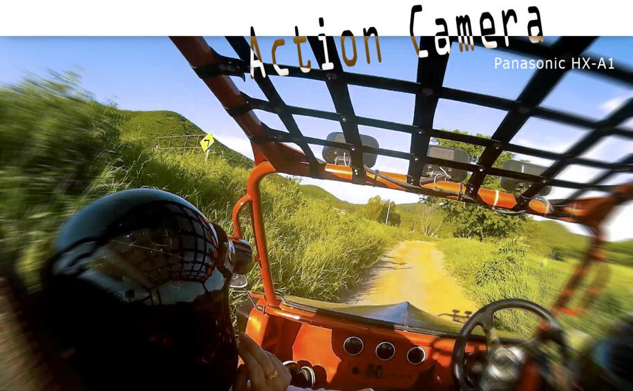 Panasonic Action Camera