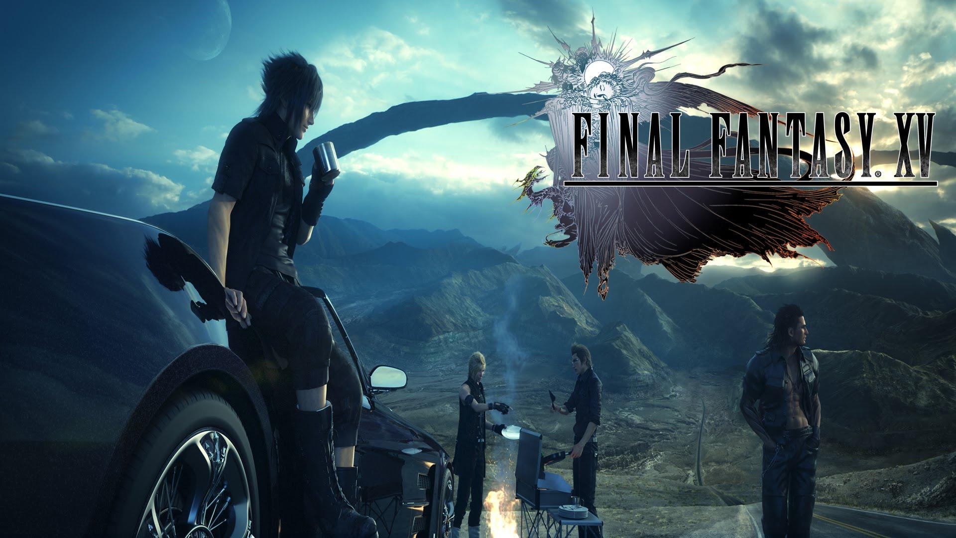 Final Fantasy XV игра бесплатно