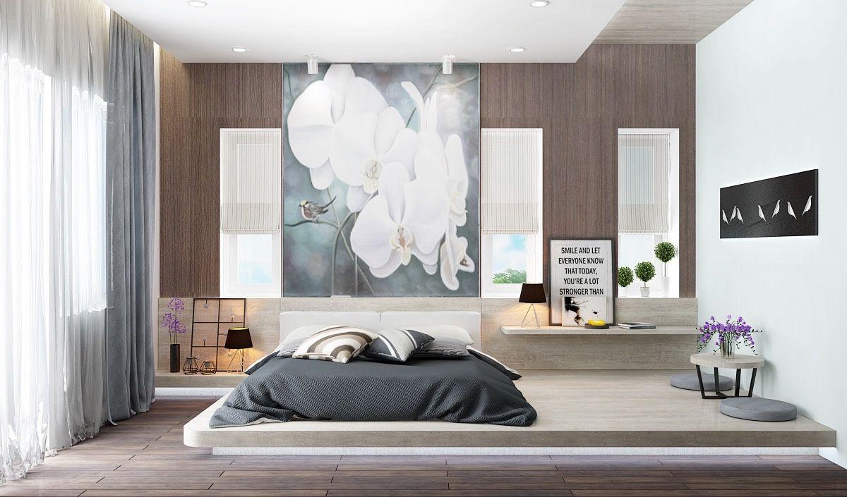 อยากทราบความเห็นเรื่องเตียงแบบเตี้ยค่ะ Japanese Zen Style
