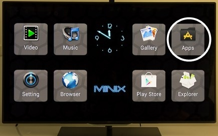 กล่อง minix icon