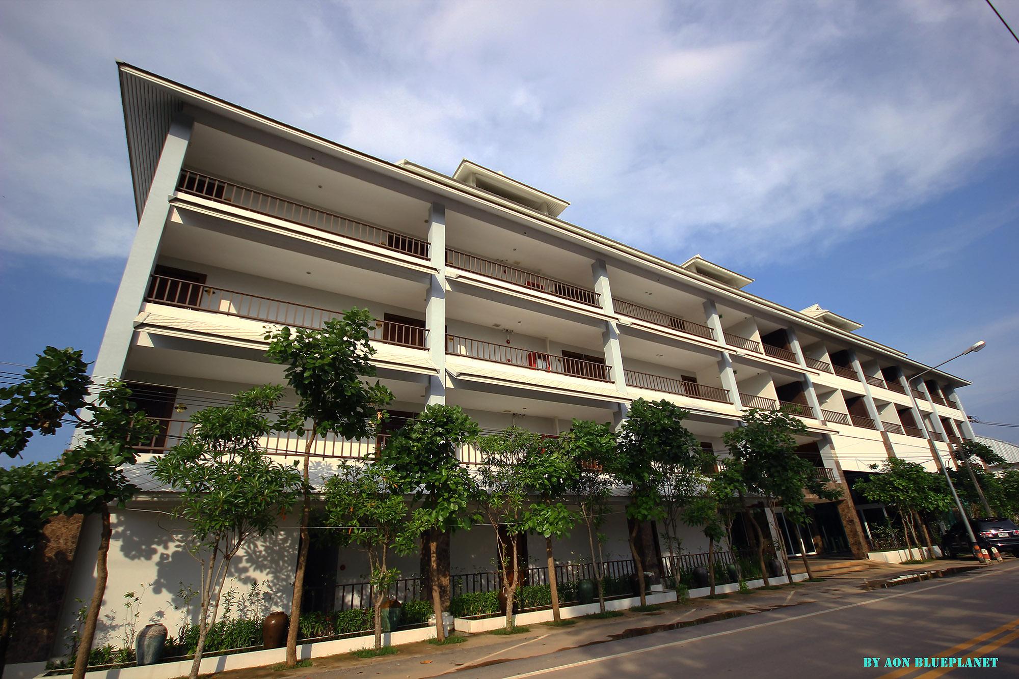 A Hotel Simply Siam Triangle Hotel Chiang Sean Pantip