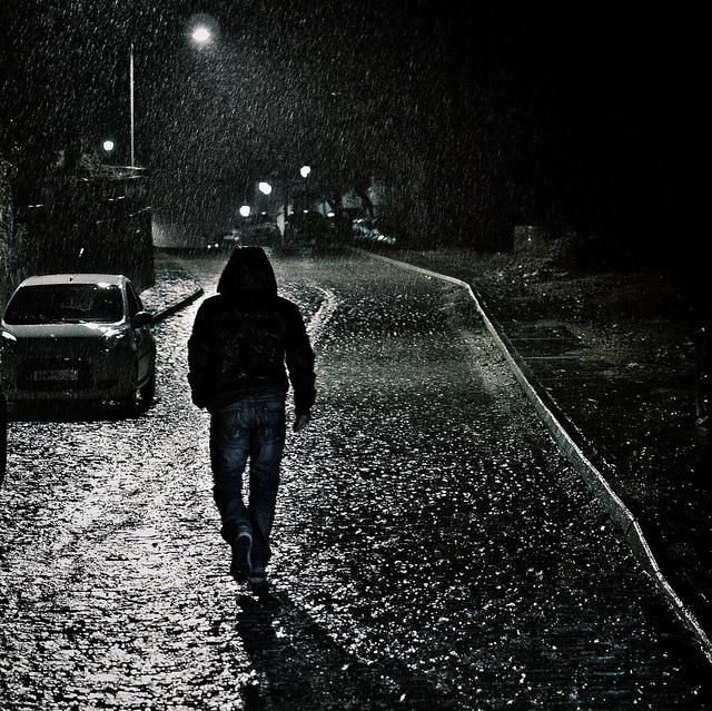 Walking Alone | www.imgkid.com - The Image Kid Has It!