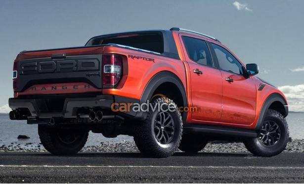 Ford ranger raptor - Pantip