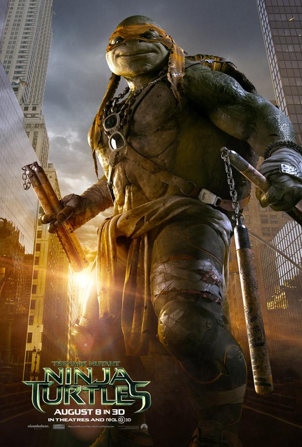รีวิวหนังเรื่อง Teenage Mutant Ninja Turtles - Pantip