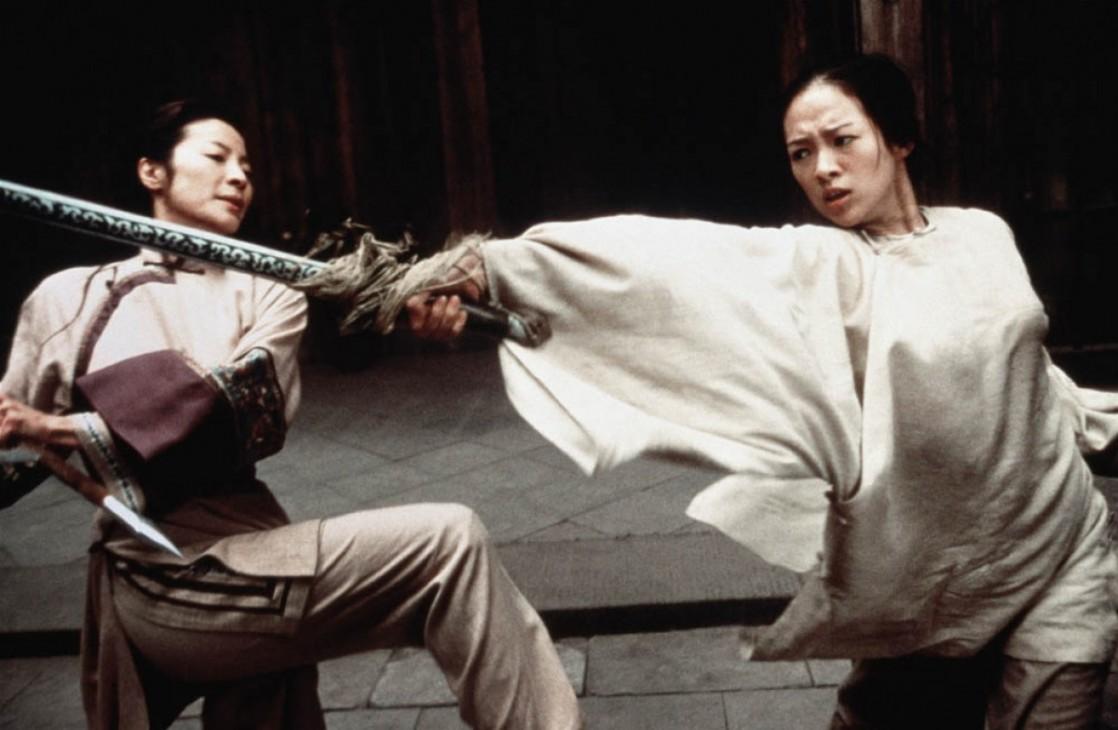 หนังรางวัล) Crouching Tiger, Hidden Dragon (2000) -  ต้นกำเนิดหนังกำลังภายในยุคใหม่ที่สร้างกระแสฟีเวอร์ไปทั่วโลก - Pantip