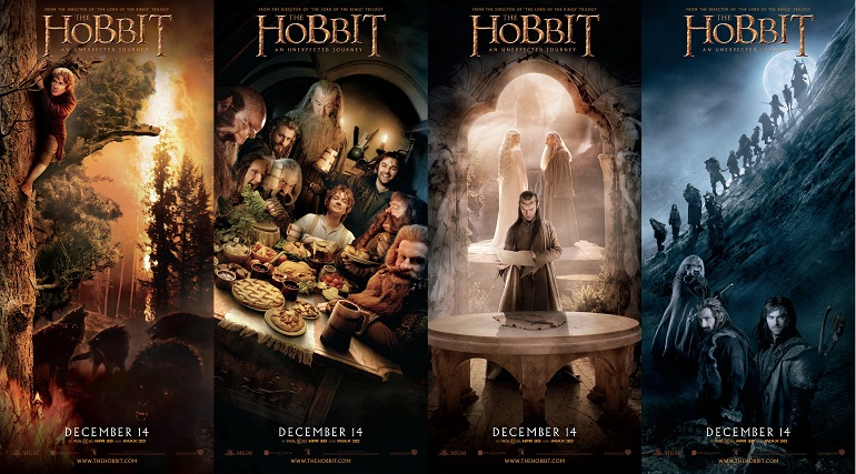 The Hobbit The Lord Of The Rings Pantip