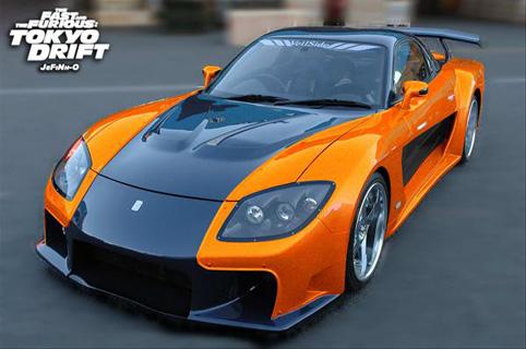 """ถ้าคุณต้อง """"แข่งรถ"""" ประลองความเร็ว โดยใช้รถจากหนัง The ..."""