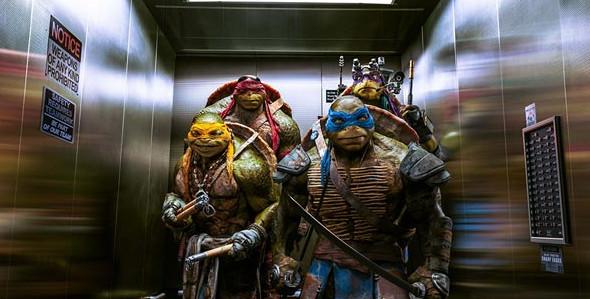วิจารณ์หนัง ... Teenage Mutant Ninja Turtles - Pantip