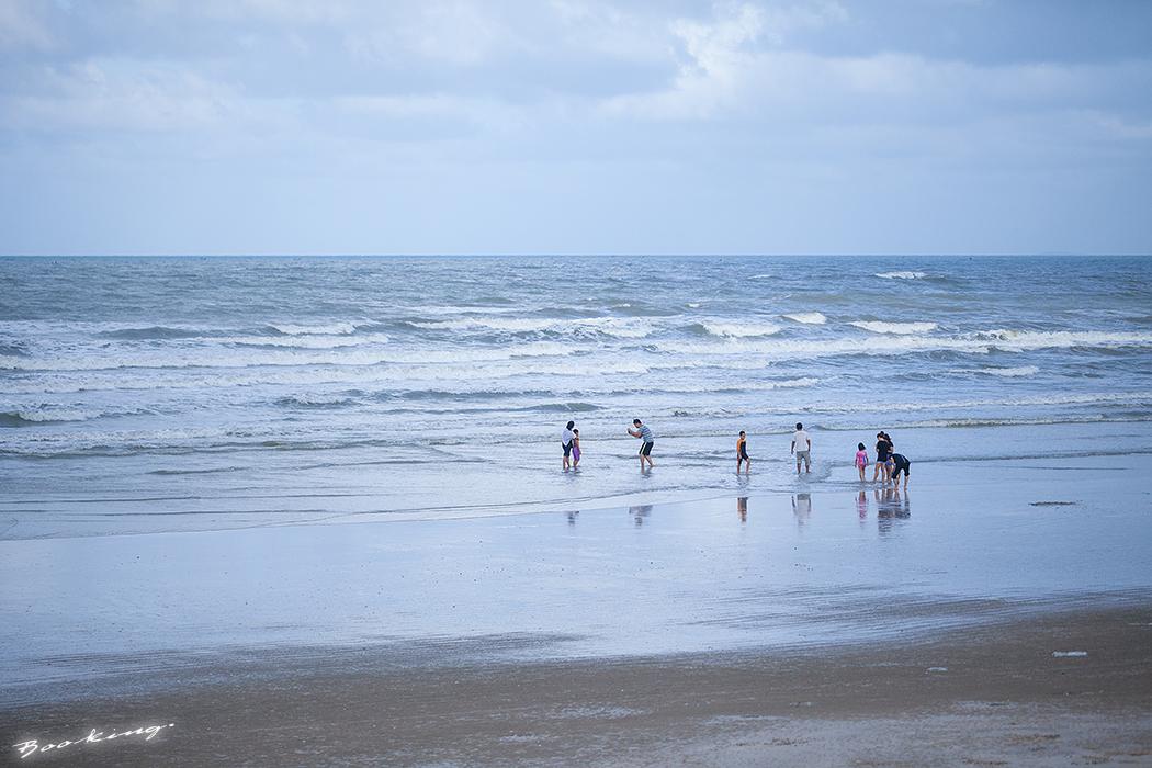 หาดจ้าวหลาว จันทบุรี ทะเลใกล้กรุงเทพ