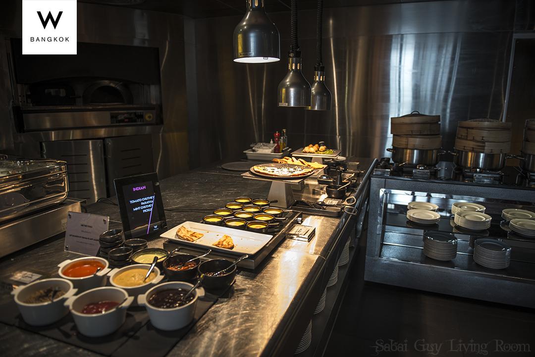 The Kitchen Table W Hotel Bangkok Pantip